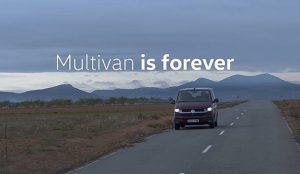 Ogilvy Barcelona conecta pasado y presente con el nuevo anuncio de Multivan de Volkswagen