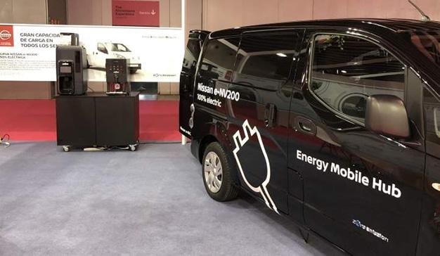 Nissan coche eléctrico mercado 1