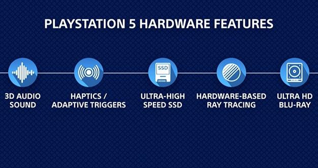PS5 videoconsola