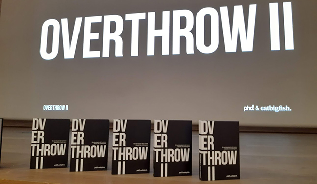 Portada Overthrow Challengers
