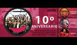 Smile Festival abre su convocatoria de participación hasta el 3 de febrero