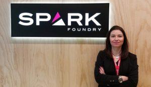 Spark Foundry incorpora a Sonia Contreras a su equipo de Planificación y Optimización