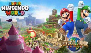 Super Nintendo World abrirá sus puertas este 2020 en Japón
