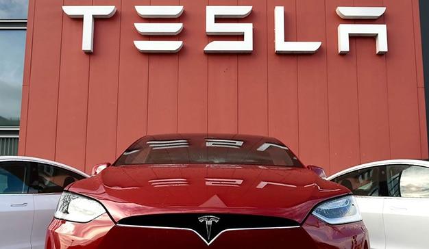 Tesla se convierte en la compañía automovilística más valiosa de Estados Unidos