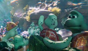 Este spot de Greenpeace pretende conseguir que las tortugas tengan su final feliz