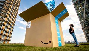 Amazon vuelve a arrasar esta Navidad con 500 millones de pedidos en todo el mundo