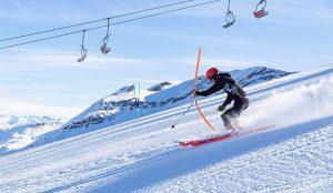 El 2020 de los esquiadores da el pistoletazo de salida con la competición por el Trofeo Reino del Aneto
