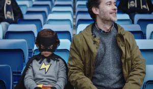 Los jugadores del Real Madrid se convierten en superhéroes en esta campaña de Audi