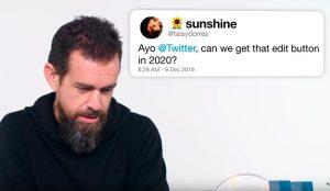 El CEO de Twitter cierra la puerta a la posibilidad de editar tuits en el futuro