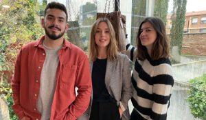 El equipo creativo de El Ruso de Rocky crece con Mikel Fernández, Verónica Ratero y Lucía Moreno