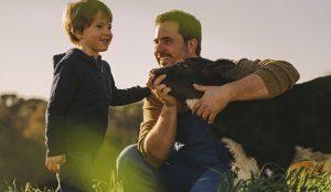 Las granjas familiares son las grandes protagonistas de las nuevas campañas de Danone