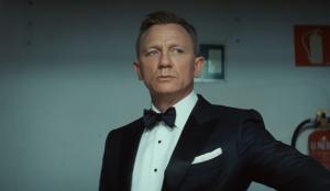 Daniel Craig no puede huir de su papel de James Bond en esta nueva campaña de Heineken