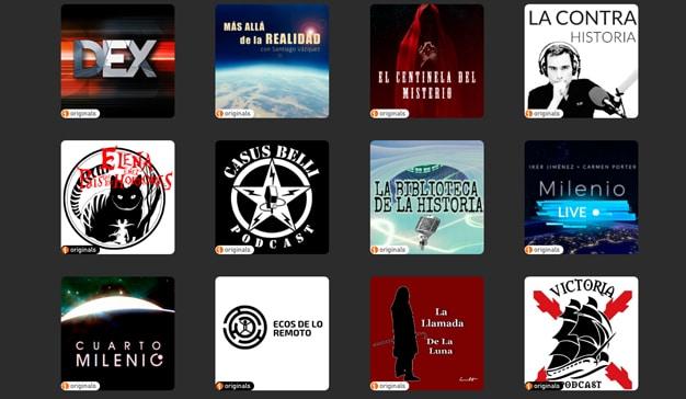 iVoox incorpora nuevos podcasts en exclusiva a sus Originals ...