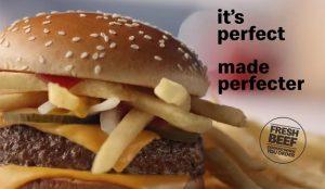 Esta deliciosa campaña de McDonald's está cocinada con