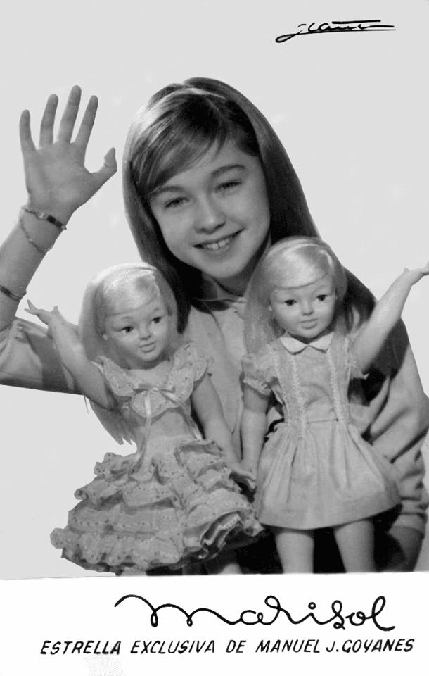 muñeca marisol