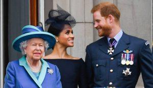Netflix insinúa tener interés en trabajar con el príncipe Enrique y Meghan Markle