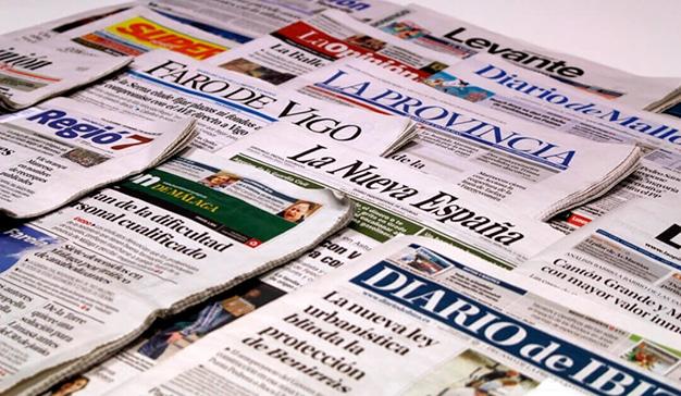 prensa ibérica