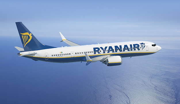 Ryanair vuelve a ser la aerolínea líder en España en 2019