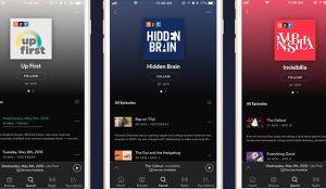 Spotify tira de podcasts para llamar la atención de los anunciantes
