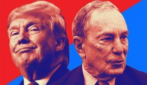 Así será la refriega publicitaria de Donald Trump y Michael Bloomberg en la Super Bowl