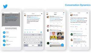 Twitter lanzará diferentes opciones para limitar las respuestas a los tuits