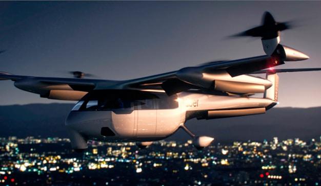 Uber apunta al cielo y ofrecerá viajes aéreos compartidos en 2023