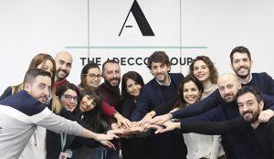 El mejor Departamento de Comunicación de España se aglutina en Adecco