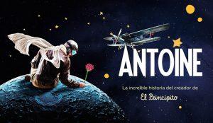 beon. Entertainment presenta 'Antoine'