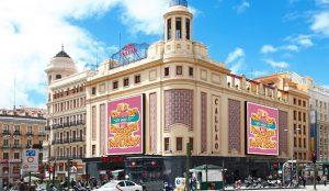 Callao City Lights convoca un concurso de creatividad para sus pantallas