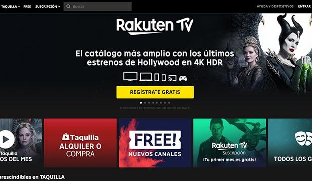 Rakuten TV lanza el canal TV infantil en su sección AVOD