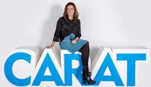 Cristina Rey, nueva CEO de CARAT España