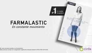 El nuevo anuncio de las medias de compresión Farmalastic evidencia la eficacia terapéutica del producto