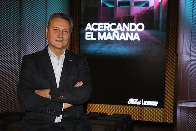 Ford campaña Jesús Alonso