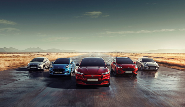 Ford campaña coches