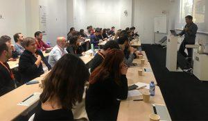 Multiplica debate en Madrid la experiencia de usuario del futuro