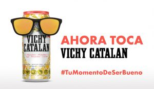 Vichy Catalán reactiva la campaña #TuMomentoDeSerBueno para ayudar a sus consumidores a superar las post-fiestas