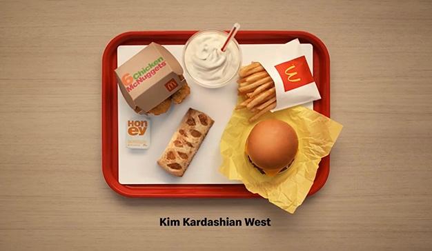 Un anuncio de McDonald's provoca toda una batalla en Twitter que pone a Kim Kardashian en el punto de mira