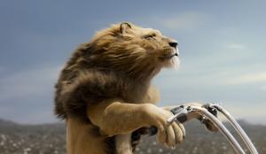El león de LeoVegas escapa de su jaula en la campaña de lanzamiento de la marca en España