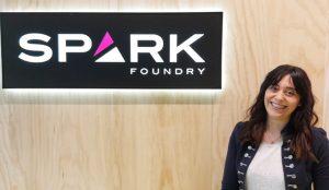 María Ocaña se incorpora al equipo de Spark Foundry como Account Manager