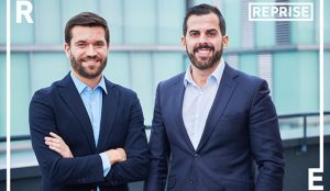 Reprise afianza su liderazgo digital con la incorporación de Álvaro Anguita como Growth Lead