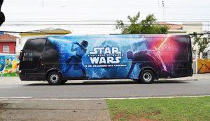Gran campaña OOH regional para el estreno de 'Star Wars: Episodio IX'