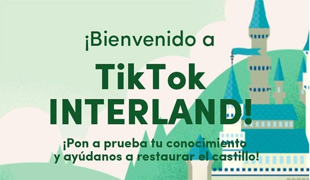 Tiktok Interland Internet