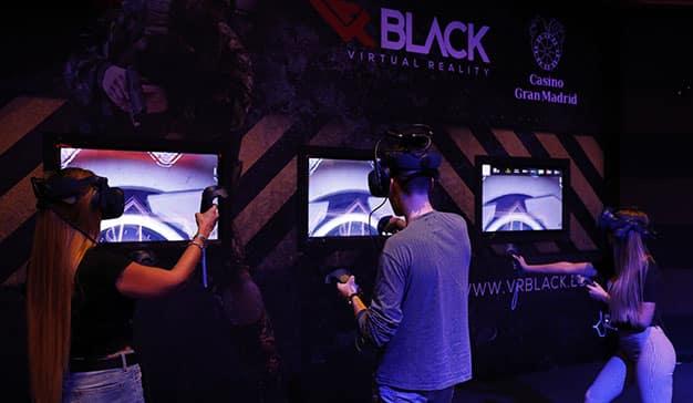 VR Black