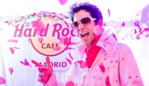 Hard Rock Cafe Madrid abrirá su Wedding Chapel en San Valentín para casarse al estilo de Las Vegas