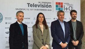 La presentación oficial del seminario AEDEMOTV 2020 marca el comienzo del mayor seminario europeo sobre el medio televisión