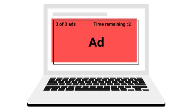 Google Chrome eliminará este tipo de anuncios intrusivos de los contenidos en vídeo