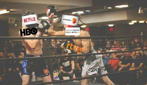 Batalla por la medición: televisión pública y privada contra Netflix y HBO