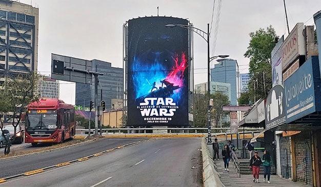campaña star wars