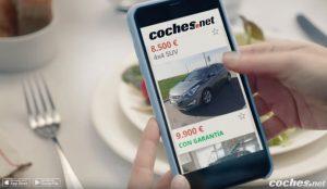 Coches.net estrena campaña publicitaria