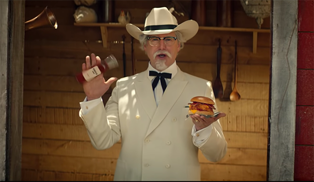 coronel sanders KFC